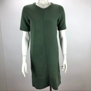 Boden 1/4 Sleeve Ribbed Fitted Stretch US 4 R